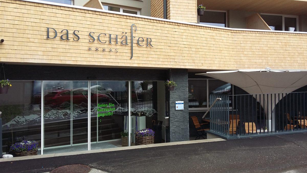 """""""Das Schäfer"""" in Fontanella im Großen Walsertal in Vorarlberg"""